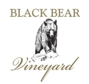 Black Bear Vineyard Logo