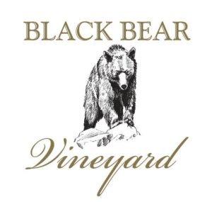Black Bear Vineyard Logo